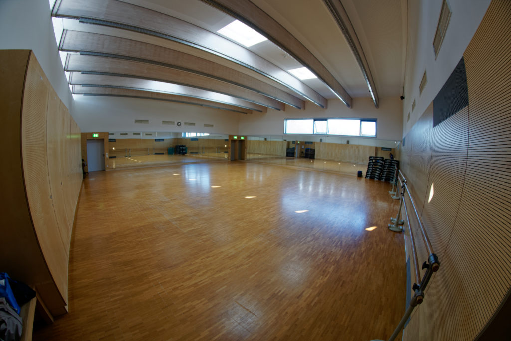 Tanzsaal Ost-West